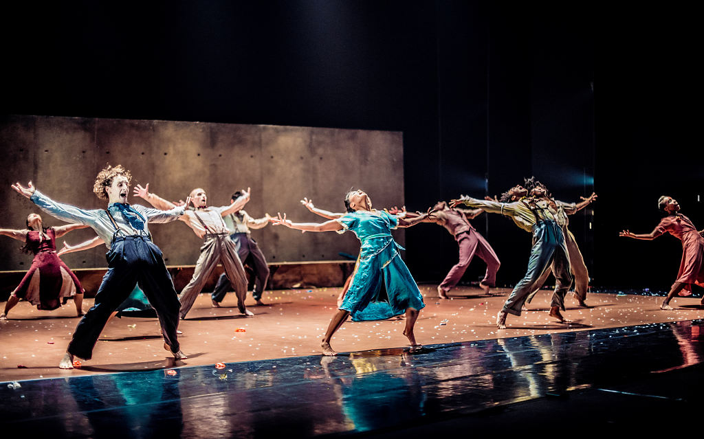 Castaways at Sadler's Wells 2