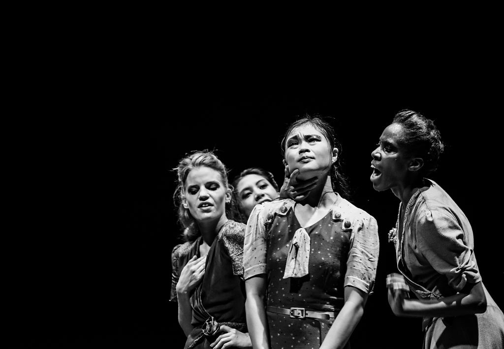 The Castaways at Sadler's Wells