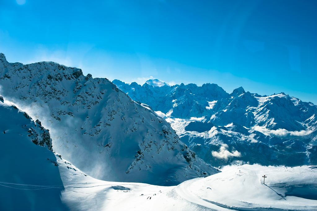 Verbier, Swiss Alps