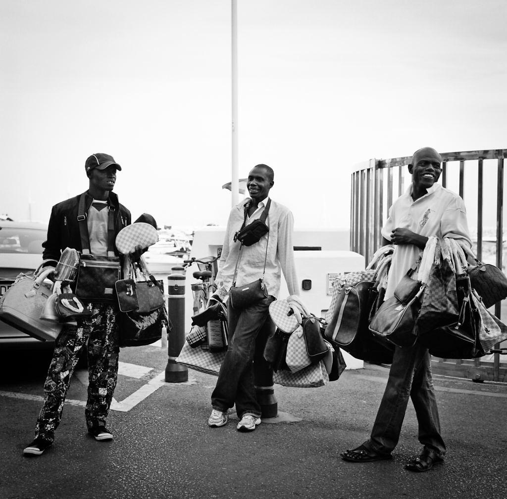 Puerto Banus Street Sellers