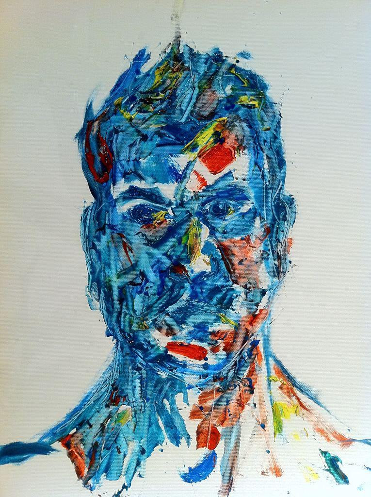 Self-portrait 5