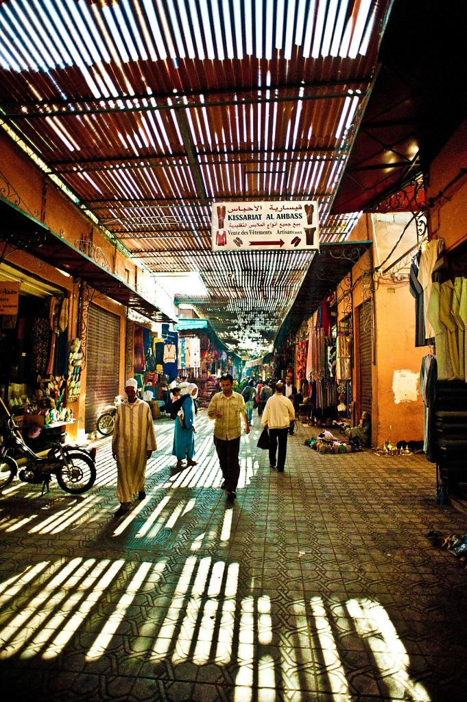 Marakesh Bazaar
