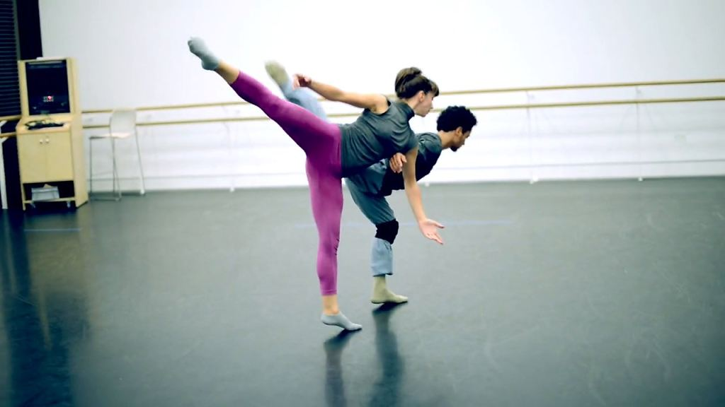 'Finding Freedom' Rehearsal