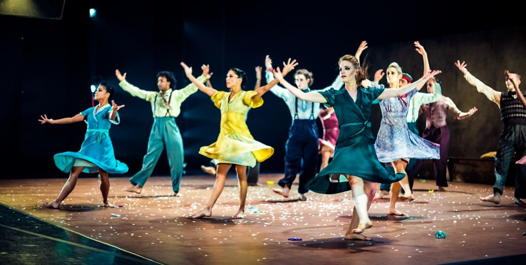 Rambert at Sadler's Wells 1
