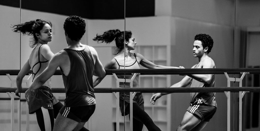 2 Dane Hurst and Romany Pajdak Dance the Breaking Through duet from 'Finding Freedom'