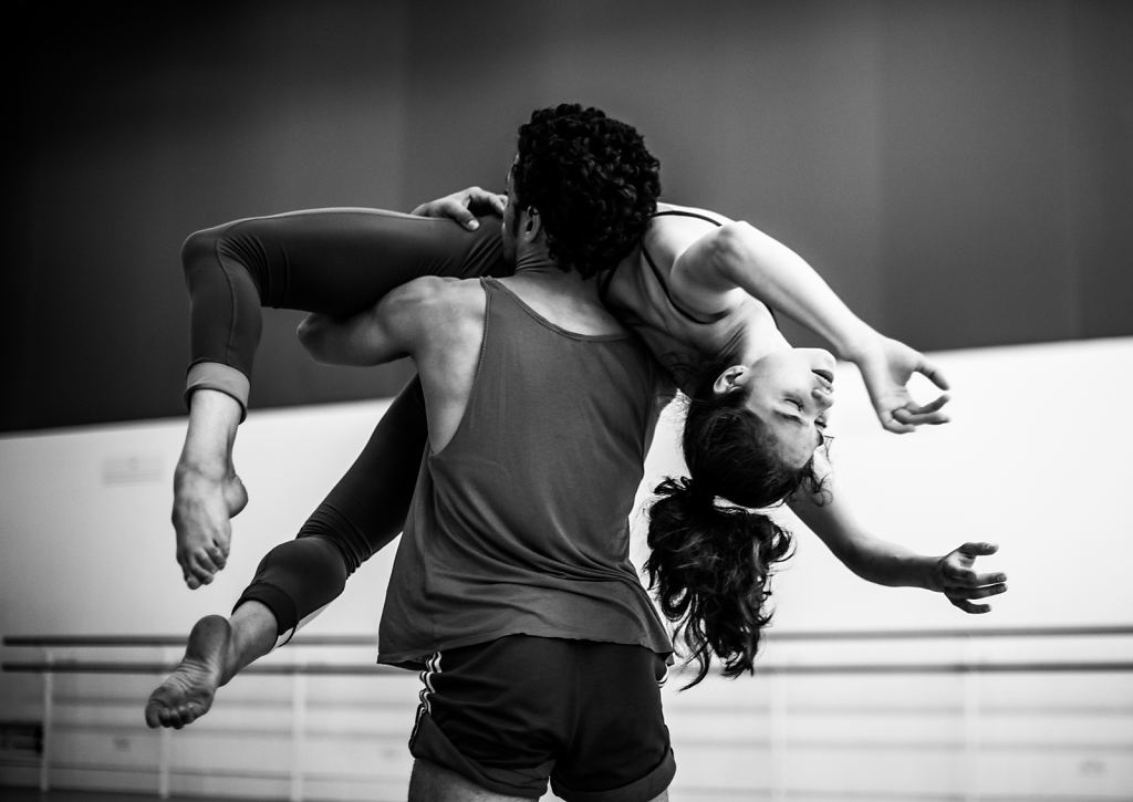 6 Dane Hurst and Romany Pajdak Dance the Breaking Through duet from 'Finding Freedom'