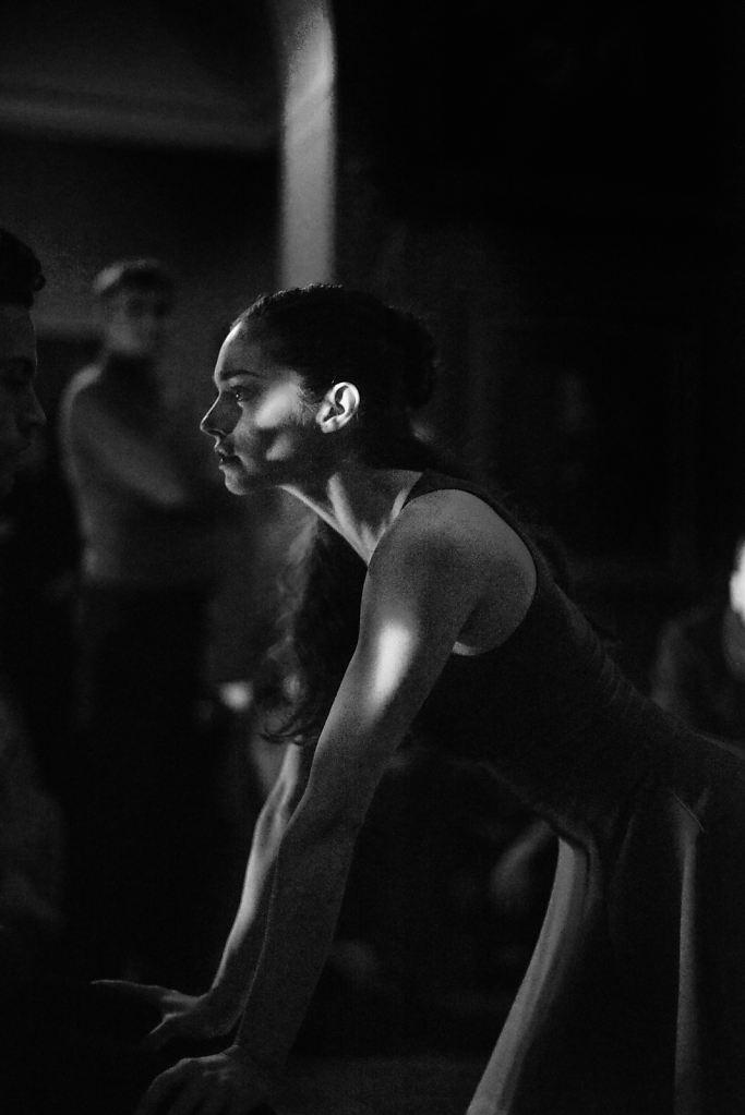 17 Dane Hurst and Romany Pajdak Dance the Breaking Through duet from 'Finding Freedom'