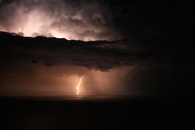 Taormina Lightning