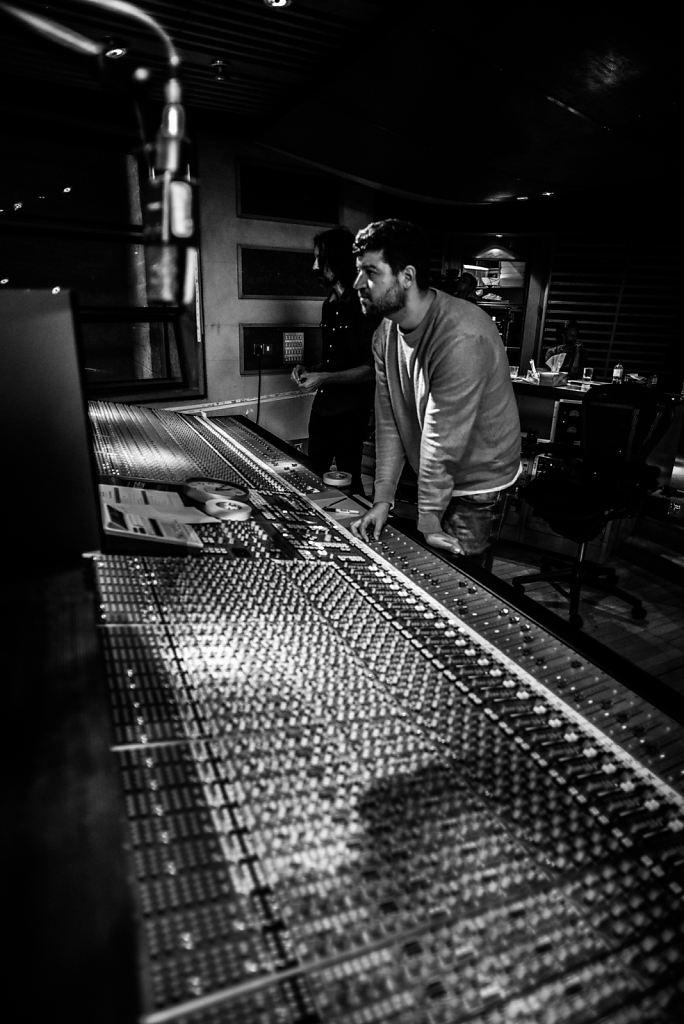 Liam Nolan - Mix Engineer