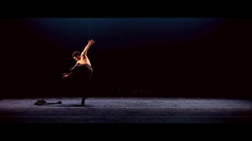 Fighting Demons - Dane Hurst Dance Solo from 'Primitive'