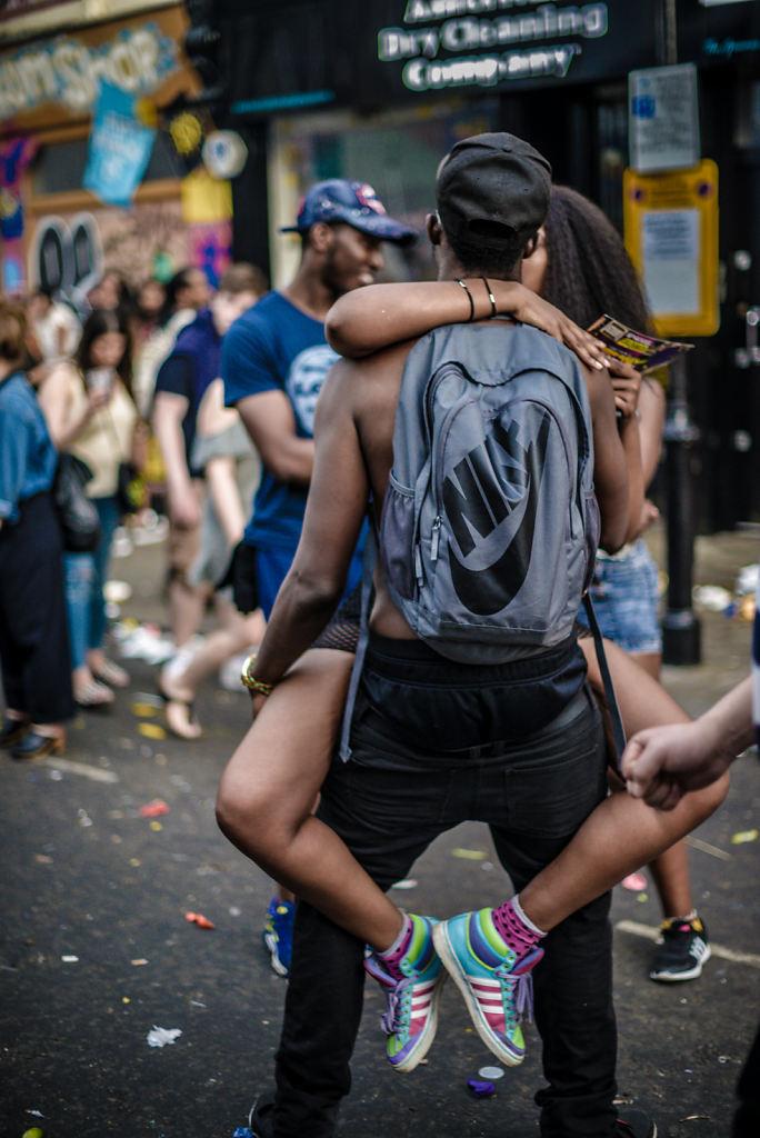 Notting Hill Carnival - Rapture