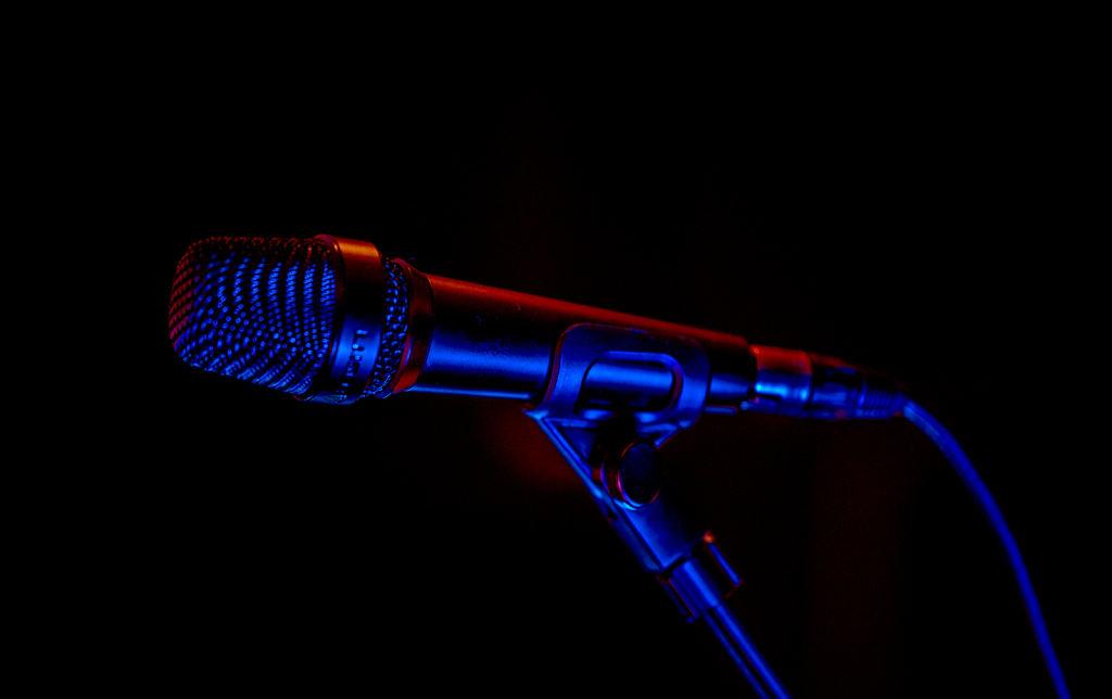 Lewitt Microphone
