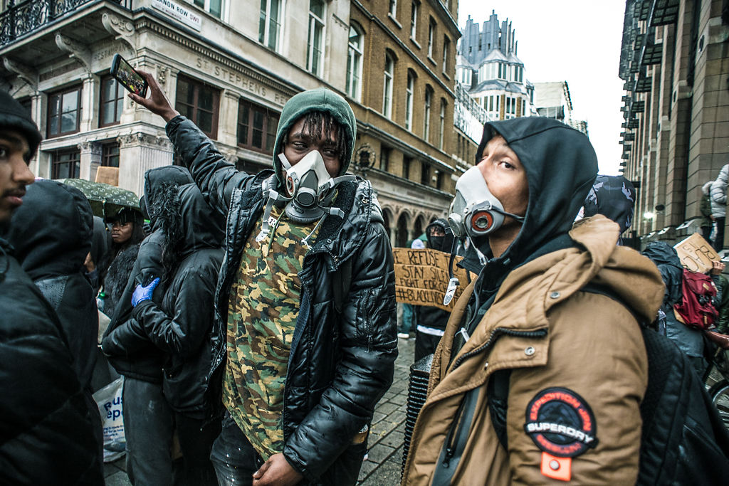 Black Lives Matter Protest London 2020