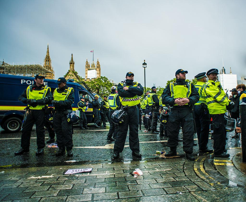 Black Lives Matter Protest London 2020