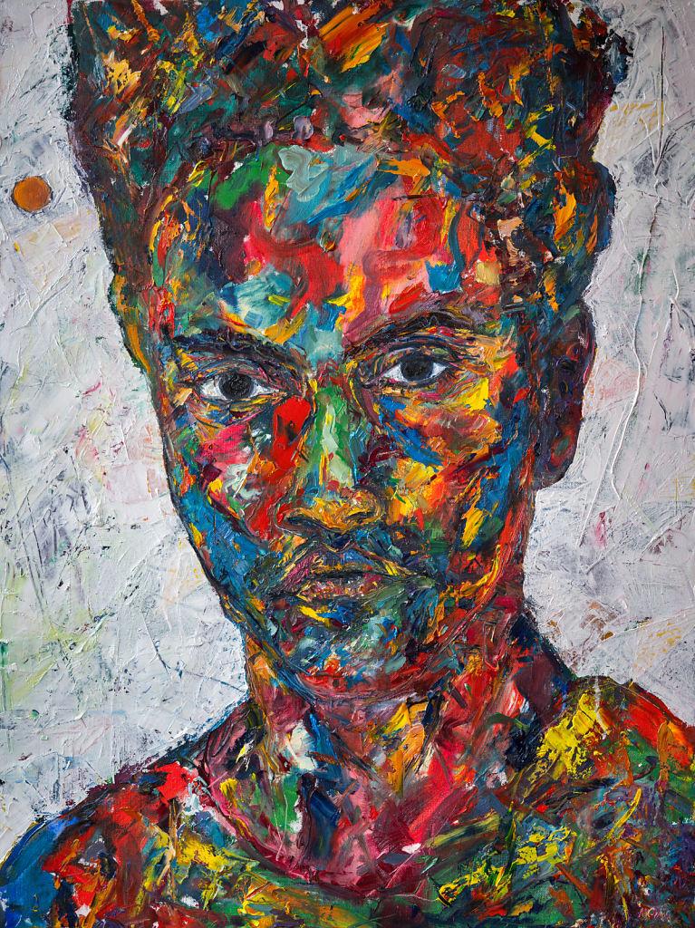 Portrait of Dane Hurst